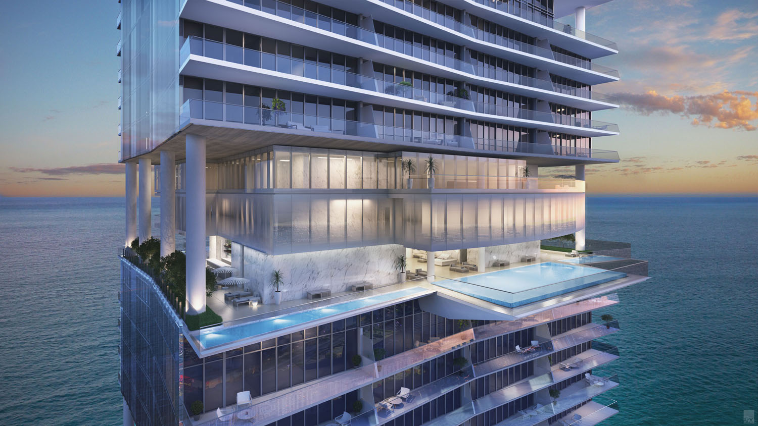 Turnberry Ocean Club, 18501 Collins Avenue, Sunny Isles Beach, FL 33160