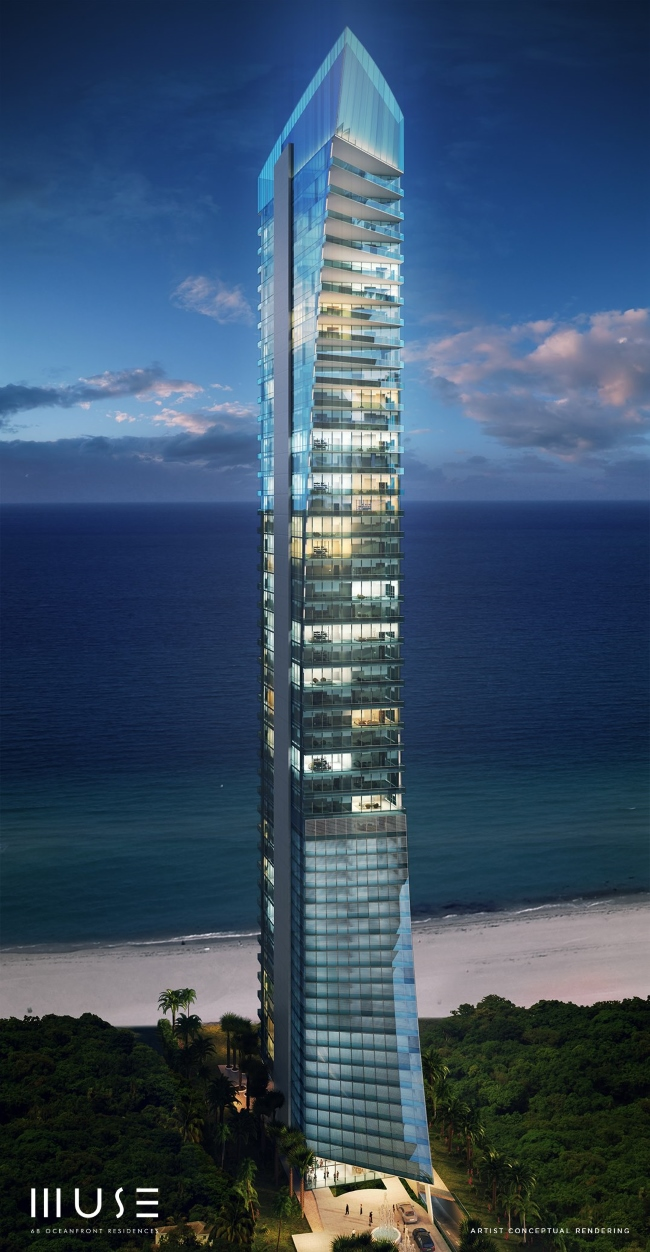 Muse, Miami Beach, Condo