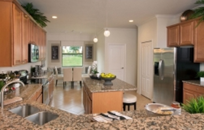 Lennar tivoli quick delivery home with lakeview cape coral - Tivoli kitchenware ...